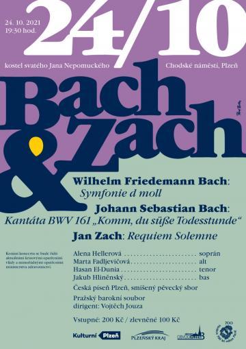 Podzimní koncert - plakát